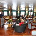 La experiencia de viajar en crucero por Chile