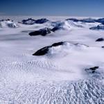 Campos de hielo sur: extensión y principales características