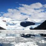 Conoce los glaciares Fernando, Capitán Constantino y Alipio
