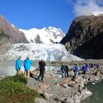 El derretimiento de los glaciares Chilenos