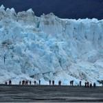 El glaciar chileno que avanza pese al calentamiento global