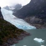 El milenario Glaciar Bernal