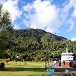 Fiordo Quitralco y las Termas de Skorpios