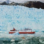 Los glaciares de la Ruta kaweskar
