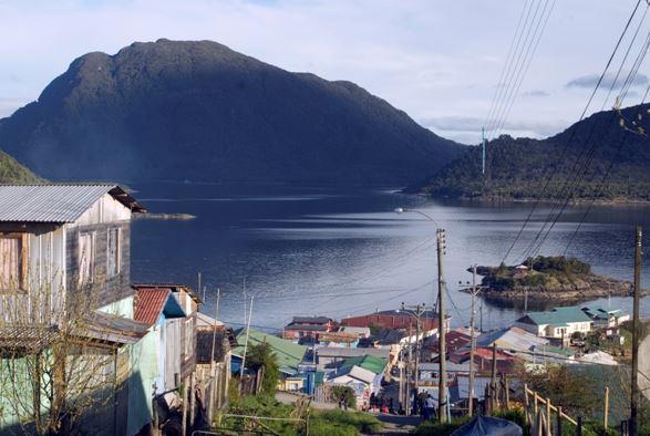 Historia de Puerto Aguirre