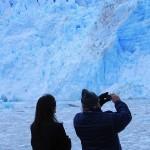 La maravillosa experiencia de navegar entre glaciares