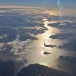 Las principales islas del Archipiélago de los Chonos