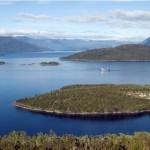 Los fiordos de la Patagonia Chilena