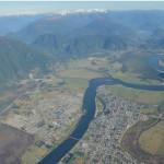 Los ríos australes contra la marea roja
