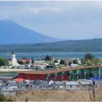 Puerto Natales al extremo sur de Chile