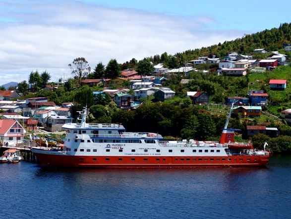 Turismo en Puerto Aguirre