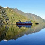 La historia del barco alemán del Fiordo de Quintupeu