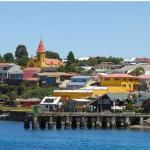 Calbuco: la ciudad de las aguas azules
