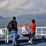 ¿Cuánto tiempo duran las visitas a pueblos en un crucero?
